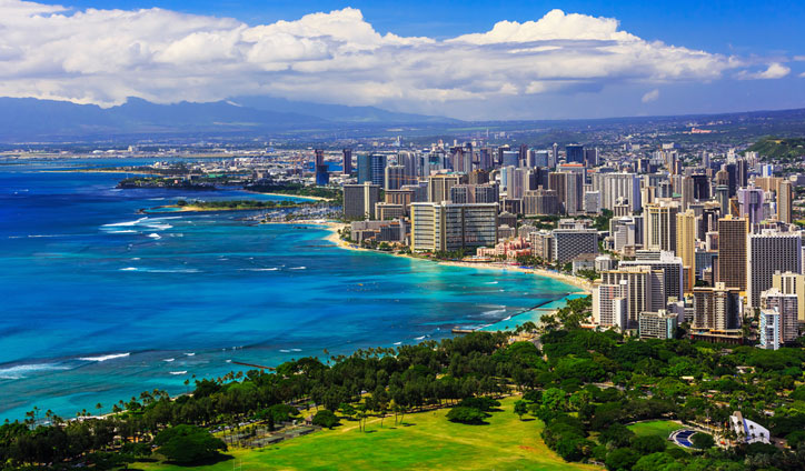 Long Distance Moving to Hawaii
