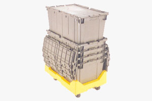 Reusable Moving Crates